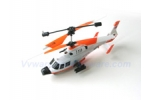 Double Horse 9059b  Co-Axial Rotor 3 Channel (3CH) RC Helicopter  w/ LED Lights and Gyroscope