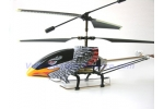 Double Horse 9077 Eagle Co-Axial Rotor 3 Channel RC Helicopter  w/ LED Lights