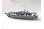 RC Radio Control Militarily Warship_Set_2877 (Dual Motors Battleship)