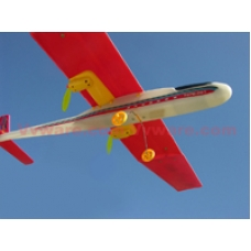 NQD757B-061 RC Airplane Garuda 2 Channel(2CH) AFT