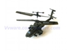 U803 Micro Infrared Controlled  Helicopter 3CH with gyroscope
