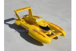 Cyclone RC Radio Control Overspeed Mosquito Craft (Dual Motors Boat)