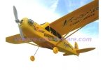 1:10 Scale J-3 Grasshopper RC 3CH Airplane (Feature with ground take off)