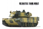 M1A2 Tank  1/24 Scale ( refurbished item, please see notes )