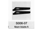 Syma S006 RC Helicopter Parts Main Blade A S006-07