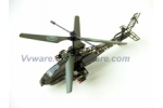 Syma RC 3D 3CH Helicopter AH-64 S009