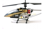 Syma S006  3D 3CH helicopter  Alloy Shark